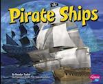 Pirate Ships (Pebble Plus)