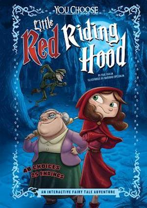Bog, hardback Little Red Riding Hood af Eric Braun