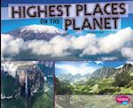 Highest Places on the Planet (Pebble Plus)