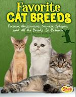 Favorite Cat Breeds (Snap)