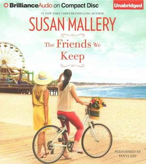 Lydbog, CD The Friends We Keep af Susan Mallery