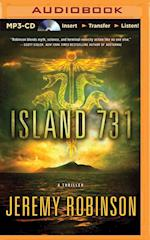 Island 731 af Jeremy Robinson
