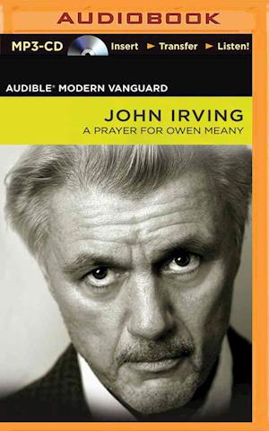 Lydbog CD A Prayer for Owen Meany af John Irving