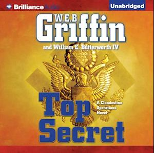Top Secret af W.E.B. Griffin, William E. Butterworth IV