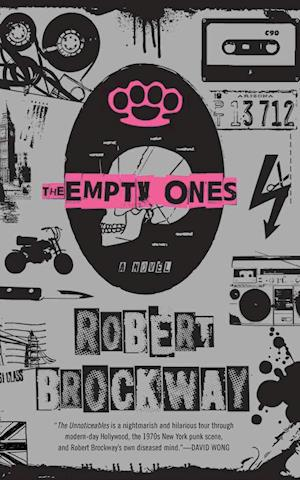 Lydbog, CD The Empty Ones af Robert Brockway