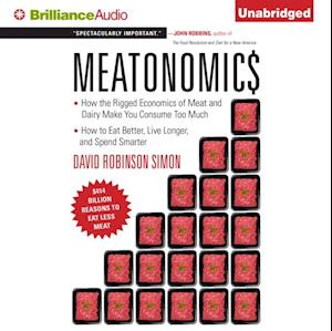 Meatonomics af David Robinson Simon