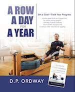 A Row a Day for a Year: Set a Goal-Track Your Progress