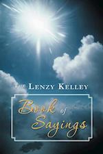 Lenzy Kelley Book of Sayings