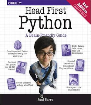 Head First Python af Paul Barry
