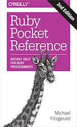 Ruby Pocket Reference af Michael Fitzgerald