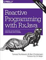 Reactive Programming with RxJava af Ben Christensen, Tomasz Nurkiewicz