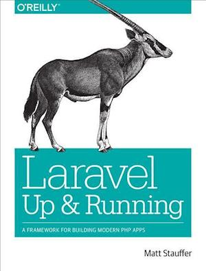 Laravel - Up and Running