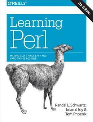 Learning Perl af brian d foy, Tom Phoenix, Randal L. Schwartz