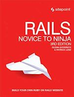 Rails: Novice to Ninja af Patrick Lenz, Glenn Goodrich