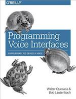 Programming Voice Interfaces