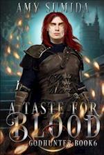 A Taste for Blood af Amy Sumida