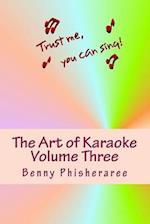 The Art of Karaoke - Volume Three
