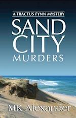 Sand City Murders af Mk Alexander