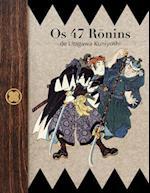 OS 47 Ronins de Utagawa Kuniyoshi af De Anima Books