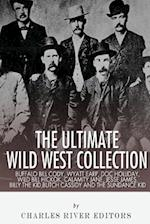 The Ultimate Wild West Collection af Charles River Editors