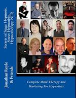Secrets of Stage Hypnosis, Street Hypnotism, Hypnotherapy, Nlp, af Stuart Cassels, Robert Temple, Jonathan Royle