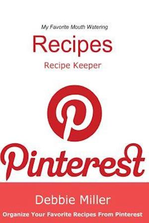 Pinterest Recipes (Blank Cookbook)
