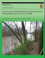 Invasive Exotic Plant Monitoring at Hopewell Culture National Historical Park