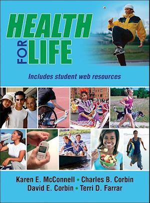 Bog, paperback Health for Life af Karen E. McConnell