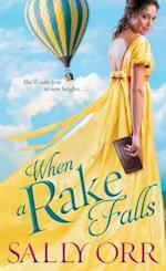 When a Rake Falls (The Rakes Handbook)