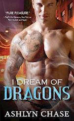 I Dream of Dragons (Boston Dragons, nr. 1)