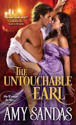 The Untouchable Earl af Amy Sandas