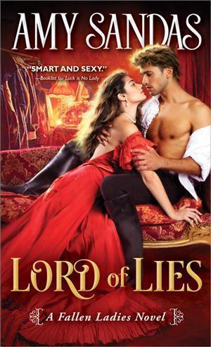 Bog, paperback Lord of Lies af Amy Sandas
