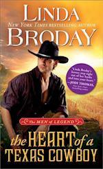 The Heart of a Texas Cowboy (Men of Legend)