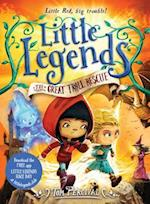 The Great Troll Rescue (Little Legends, nr. 2)