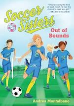 Out of Bounds (Soccer Sisters)