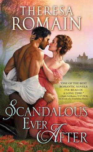 Bog, paperback Scandalous Ever After af Theresa Romain