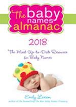 2018 Baby Names Almanac