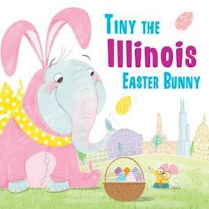 Tiny the Illinois Easter Bunny