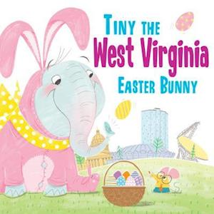 Tiny the West Virginia Easter Bunny