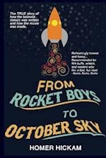 From Rocket Boys to October Sky