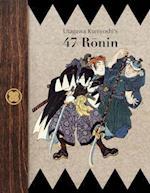 Utagawa Kuniyoshi's 47 Ronin af De Anima Books