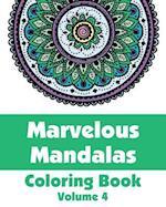 Marvelous Mandalas Coloring Book af H. R. Wallace Publishing, Various