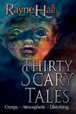 Thirty Scary Tales af Rayne Hall