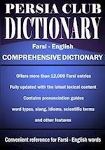 Persia Club Dictionary Farsi - English af Jalal Daie, Reza Nazari