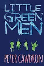 Little Green Men af MR Peter Cawdron