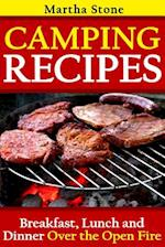 Camping Recipes af Martha Stone