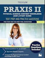 Praxis II Physical Science Content Knowledge (0481) Study Guide af Trivium Test Prep