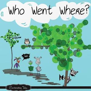 Bog, paperback Who Went Where? af Nicole S. Dutton