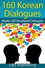 160 Korean Dialogues