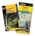 Falcon Guide Best Easy Day Hikes Olympic National Park / National Geographic Trails Illustrated Map Olympic National Park Washington (Best Easy Day Hikes)